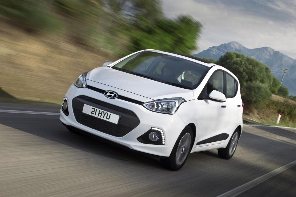 Hyundai i10 Wins Best City Car