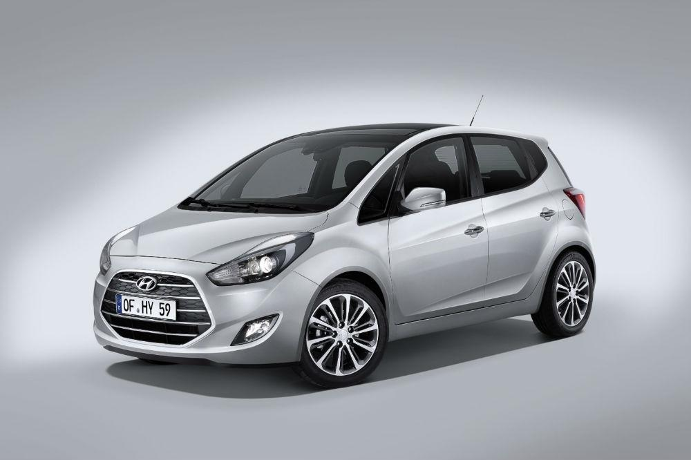 Facelifted Hyundai ix20 makes Geneva debut