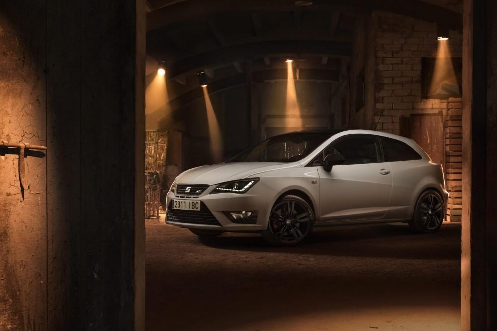 A Brand New and More Powerful SEAT Ibzia Cupra is Coming