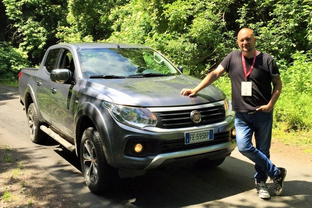 Feisty Fiat Fullback Launched