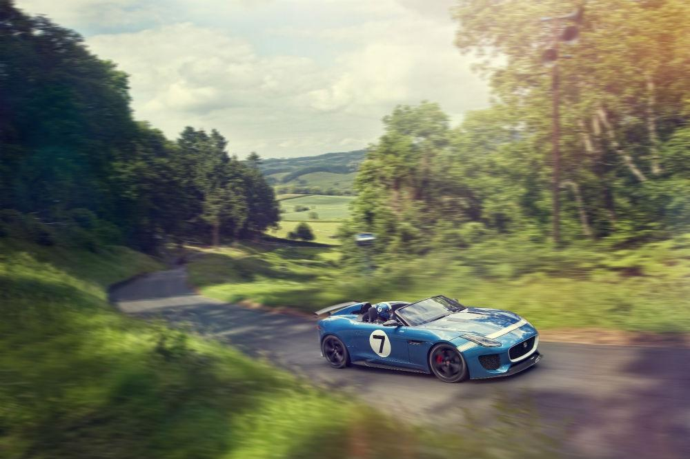 Unprecedented demand for Jaguar's Project 7