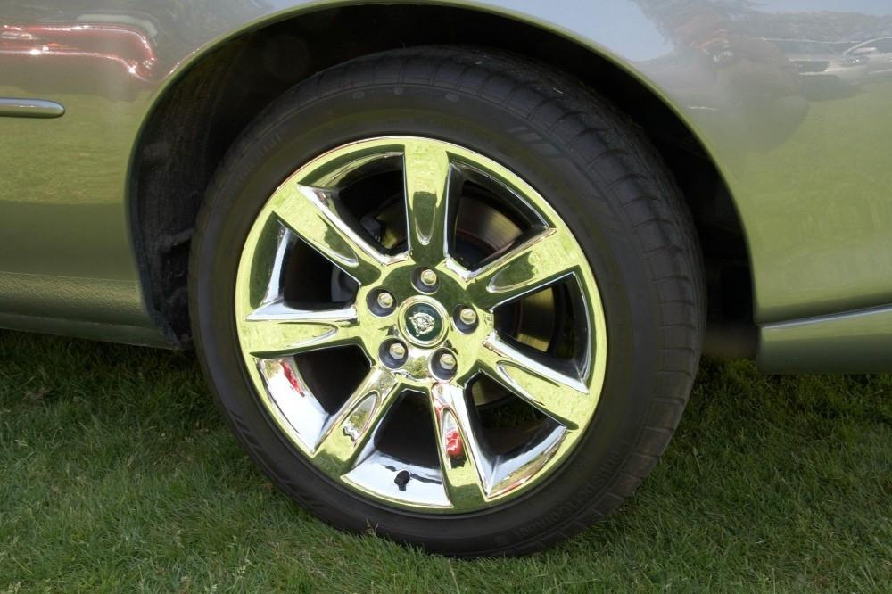 How can you protect your alloy wheels?