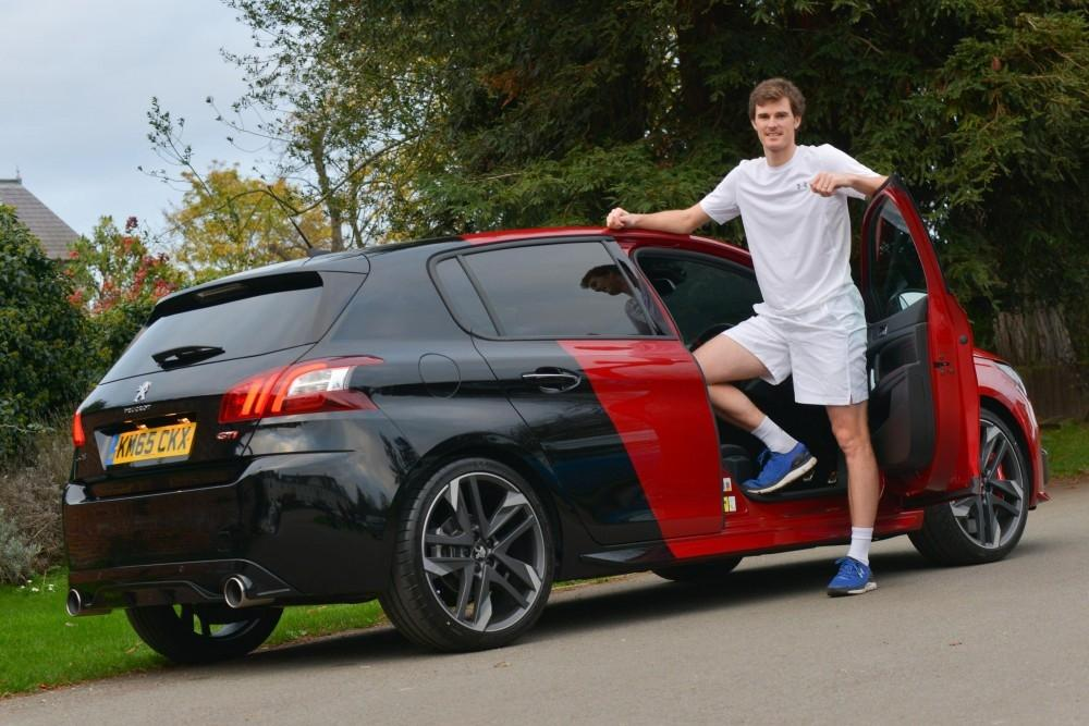 Peugeot ups the ante with Tennis