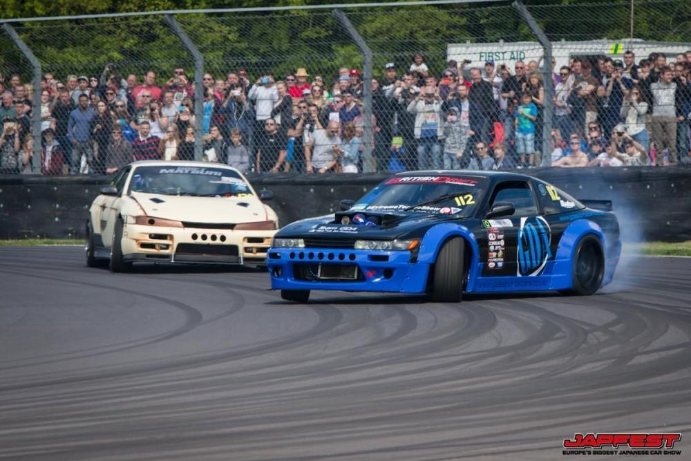 Drift Kings Show Stopper Returns to Japfest