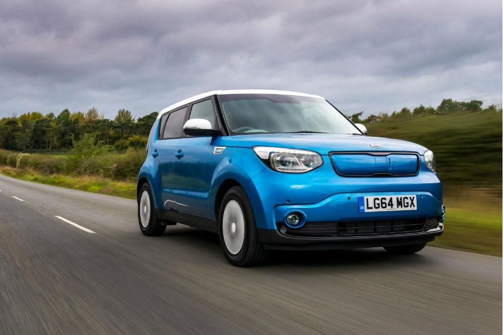 All-Electric Kia Soul Goes on Sale