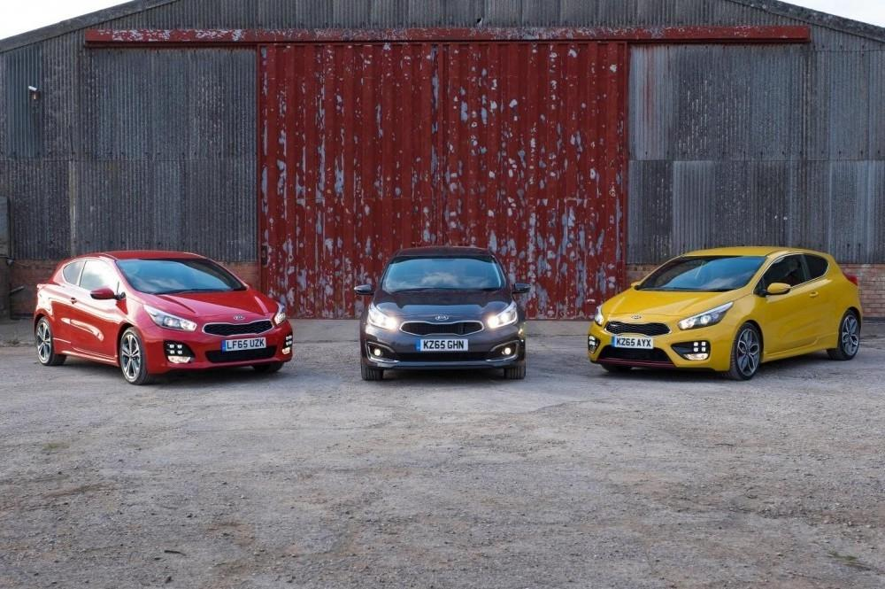 Kia Cee'd 2015 Facelift Review