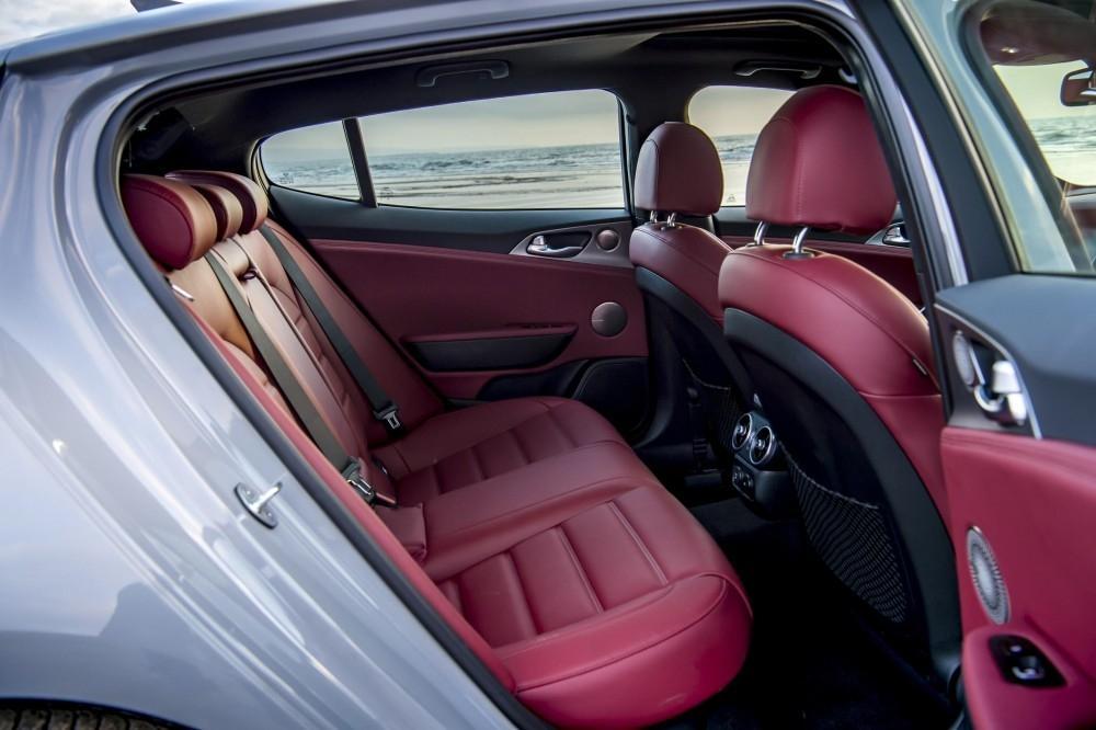 All New Kia Stinger Overview
