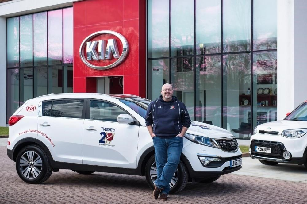 Kia Sportage Support for Deaf Cricket
