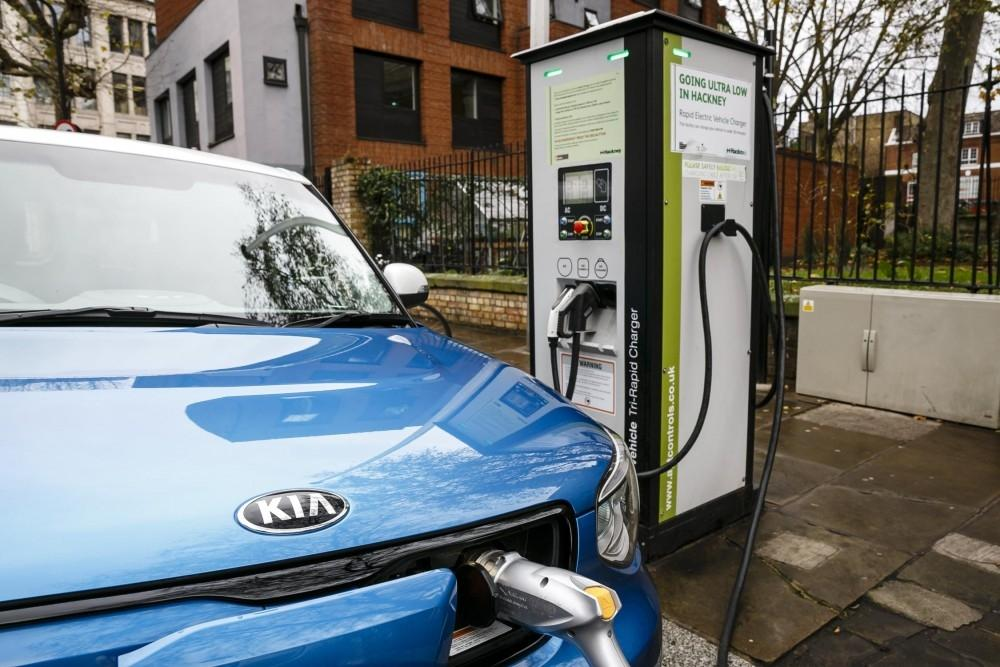 Kia Backs Go Ultra Low Initiative