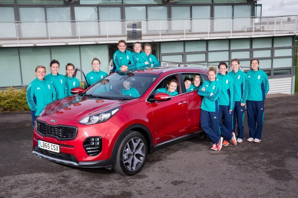 Kia to Continue Sponsoring Women's Cricket