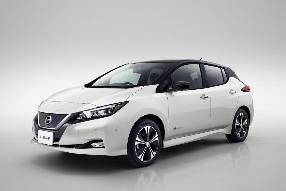 New Nissan LEAF Revealed
