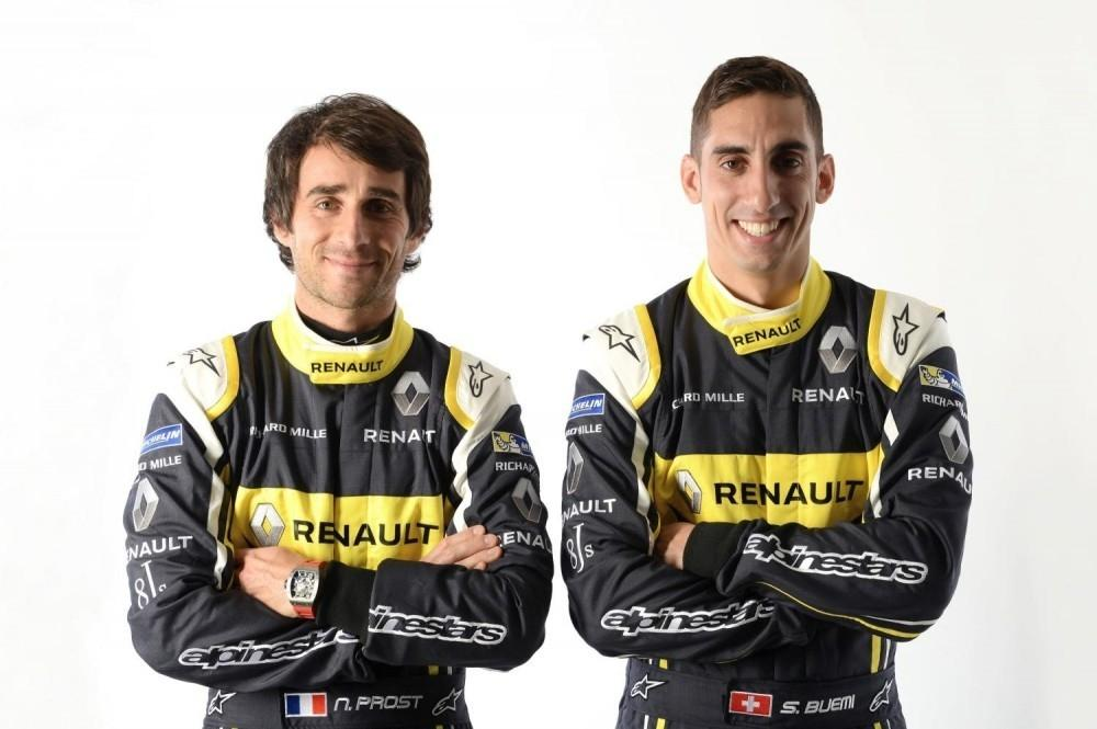 Double Podium for Renault E.Dams