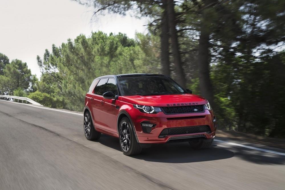 Land Rover Disco Sport Honoured