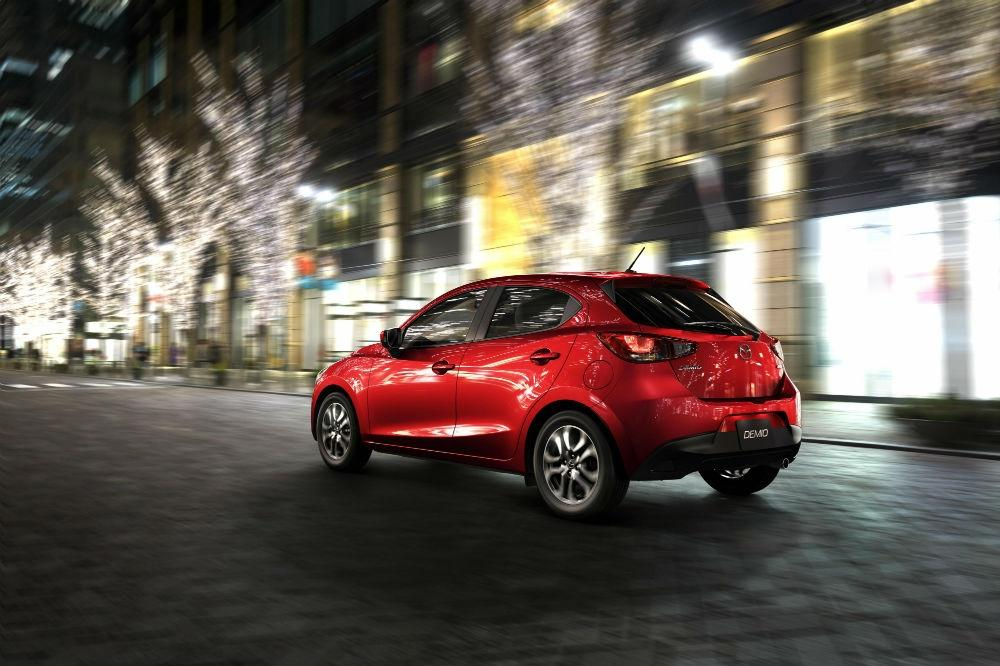 All-new Mazda2 unveiled