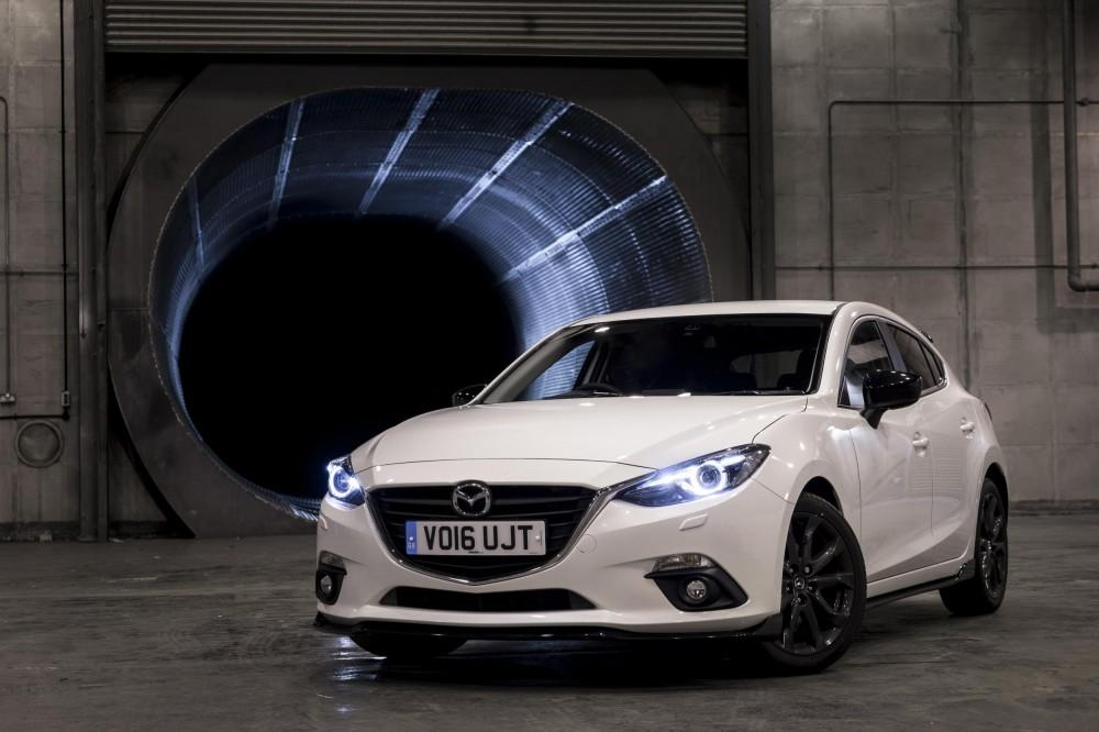 Mazda3 Sport Black Special Edition Launched