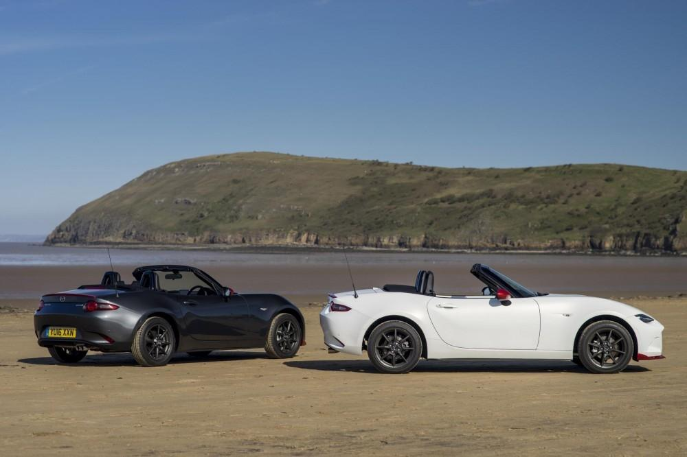 Mazda MX-5 Most Reliable Used Convertible