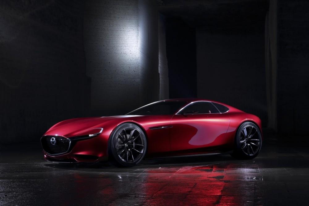 Mazda RX-Vision Awarded Most Beautiful Concept Car