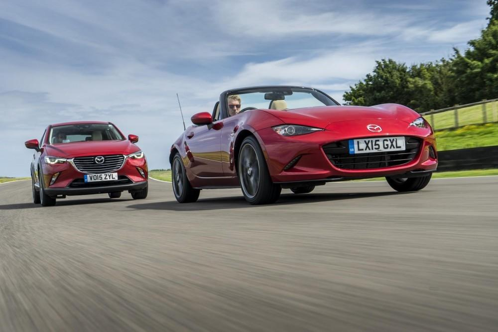 Mazda Models are Finalists in World Car Awards
