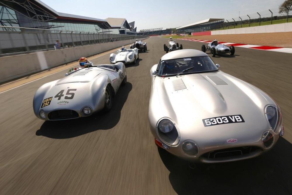Free Testing for Silverstone Classic Racers