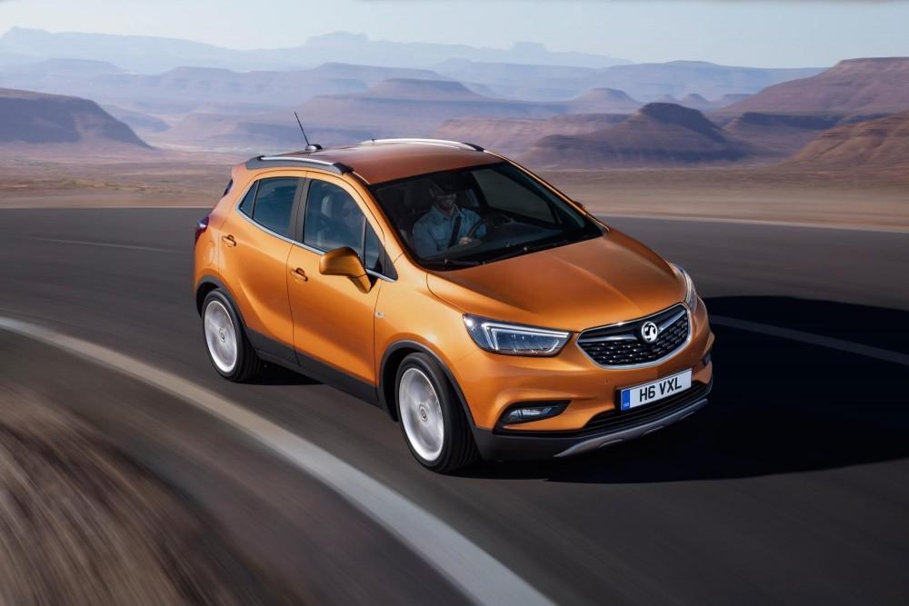 New Mokka X Coming to Vauxhall Range