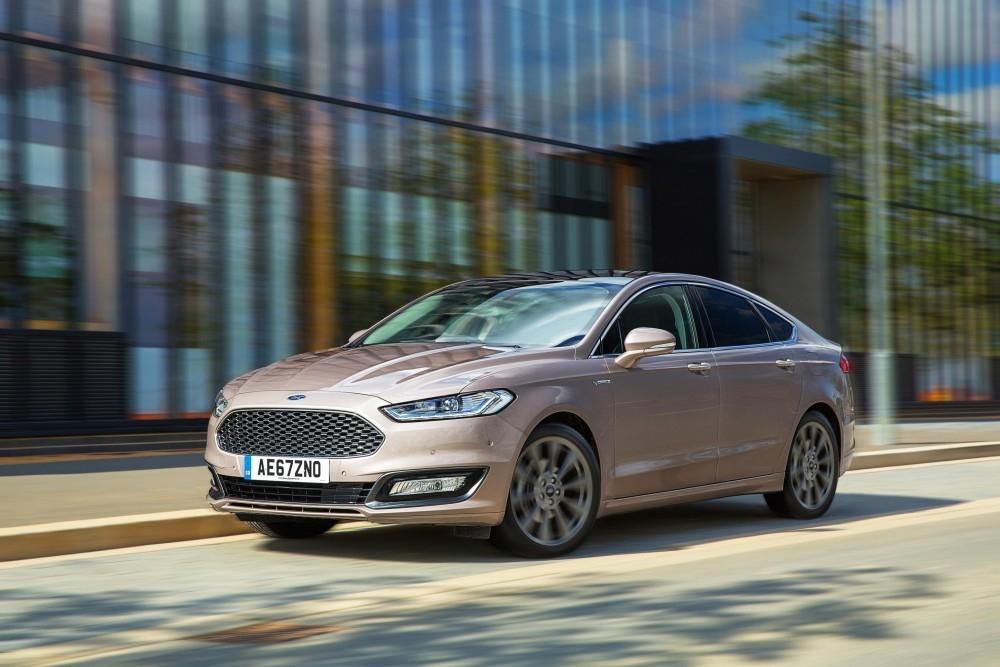 Ford Updates Mondeo Range