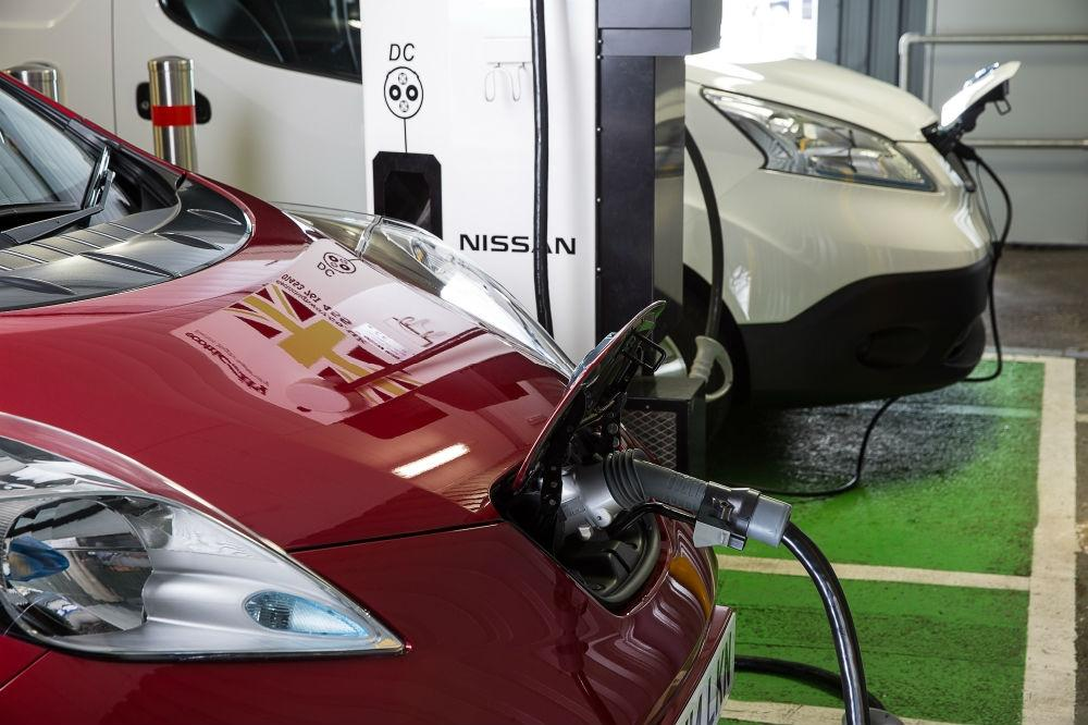 Alternative Fuels a Hit with Brits