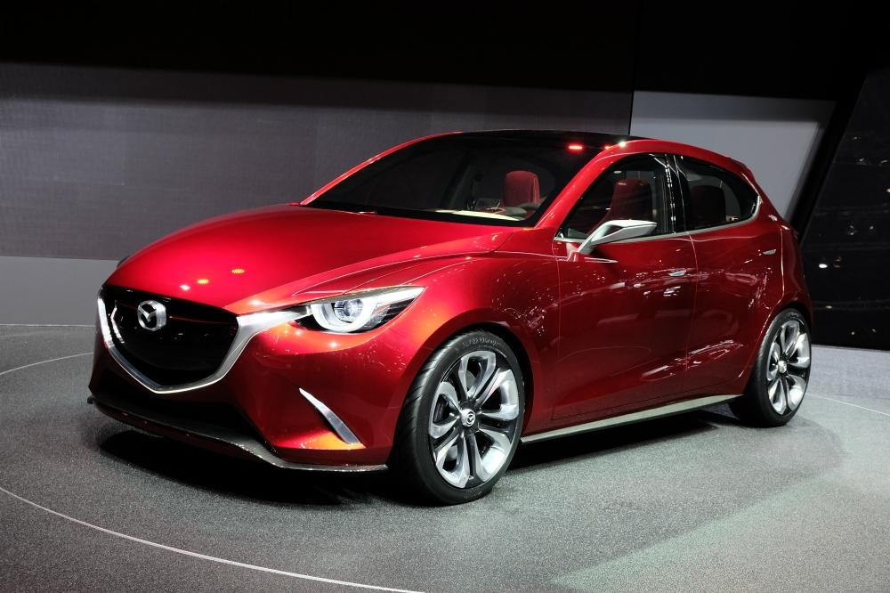 New Mazda2 to Feature Ultra-Efficient Diesel