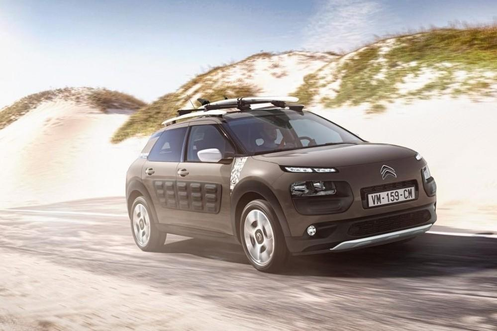 Citroen C4 Cactus Named Most Popular Small Family Car