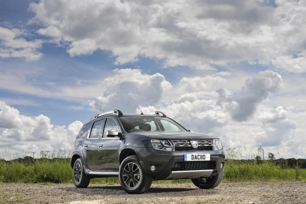 New Dacia Duster To Debut At Goodwood