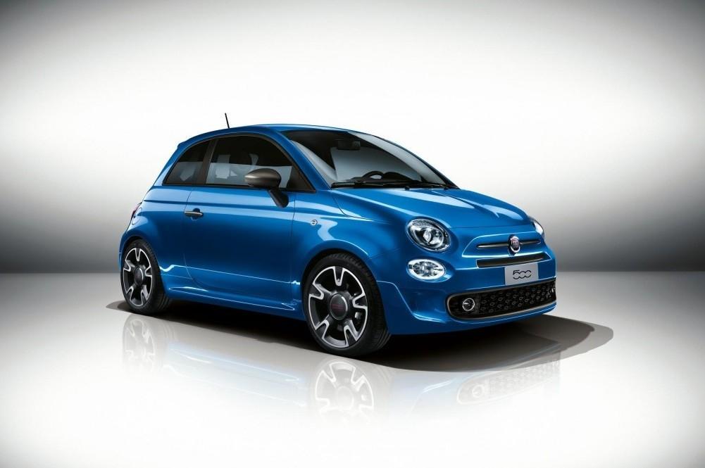 FIAT 500S Makes Debut at Geneva