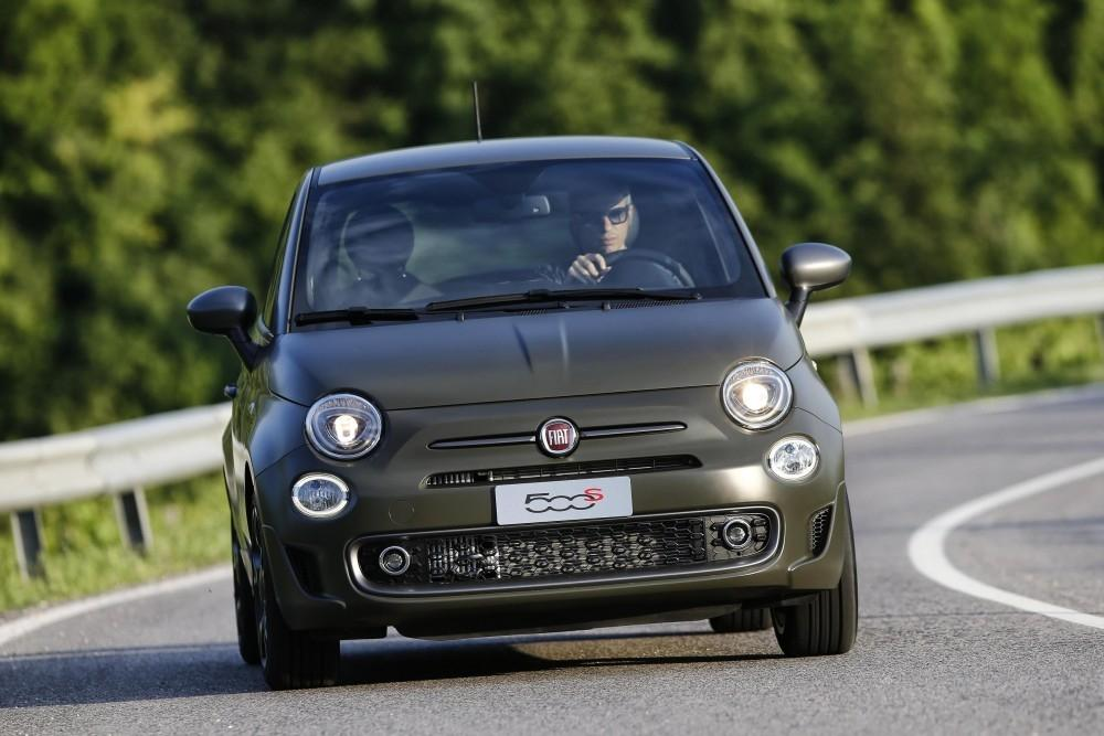 New FIAT 500S Available to Order