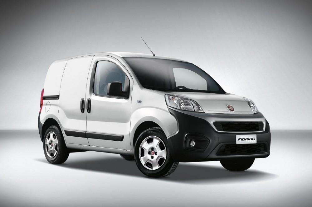 The Refreshed FIAT Fiorino for Professionals