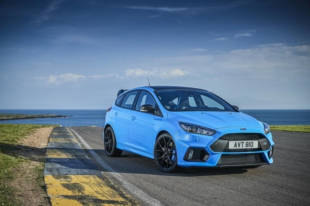 Check Out The Sizzling New Ford Focus RS Edition