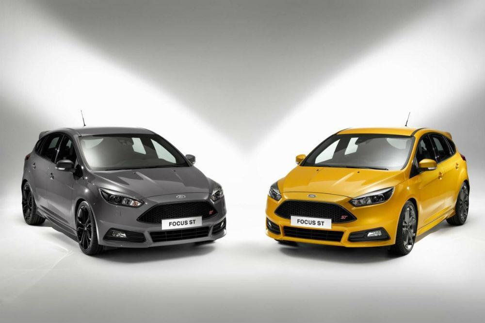New Focus ST debuts at Goodwood