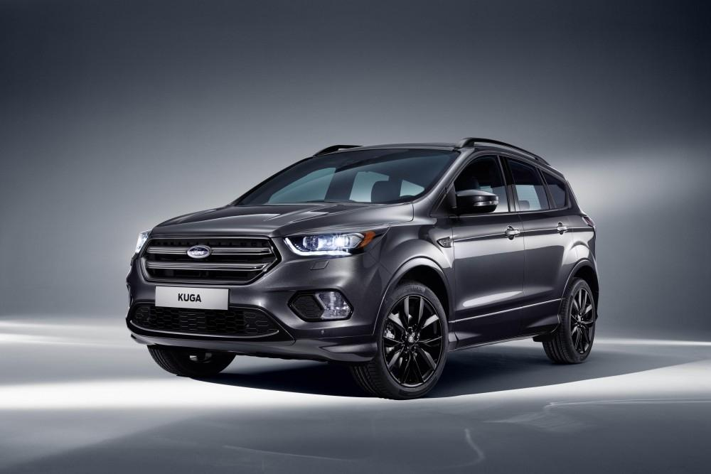 Ford Reveals New Kuga