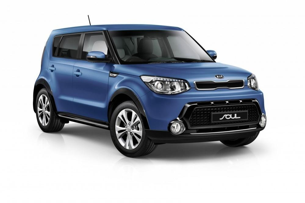 Kia Launches new Soul 'Urban'