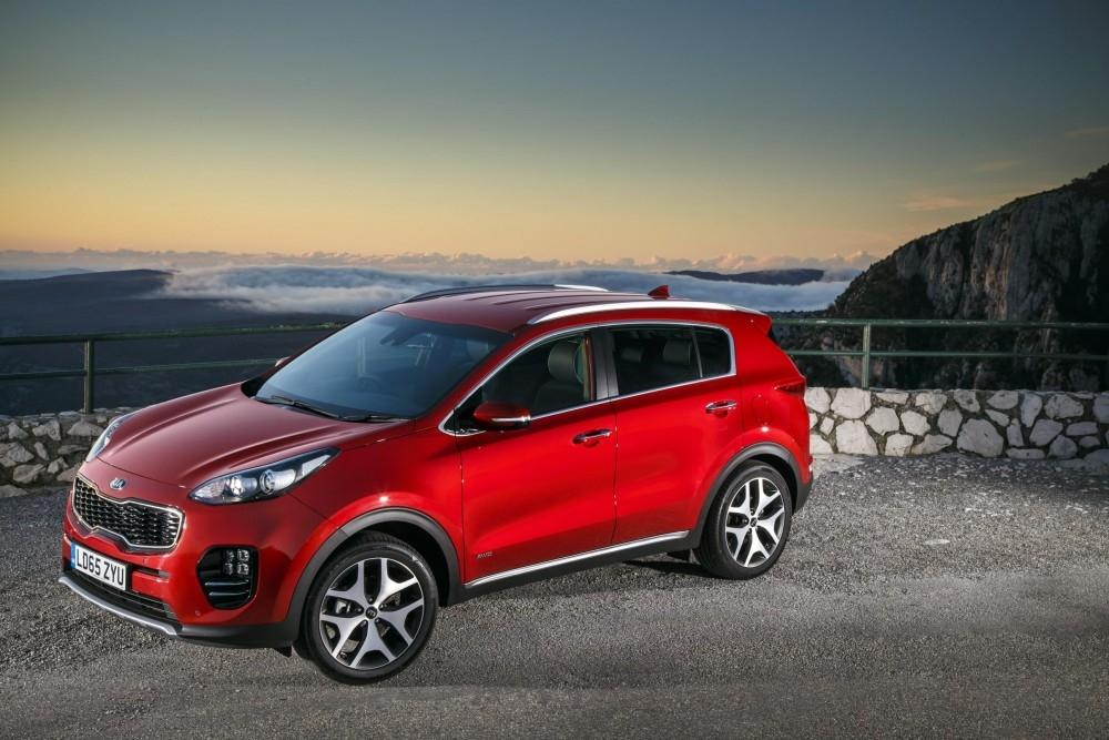 All-New Kia Sportage is Sales Sensation