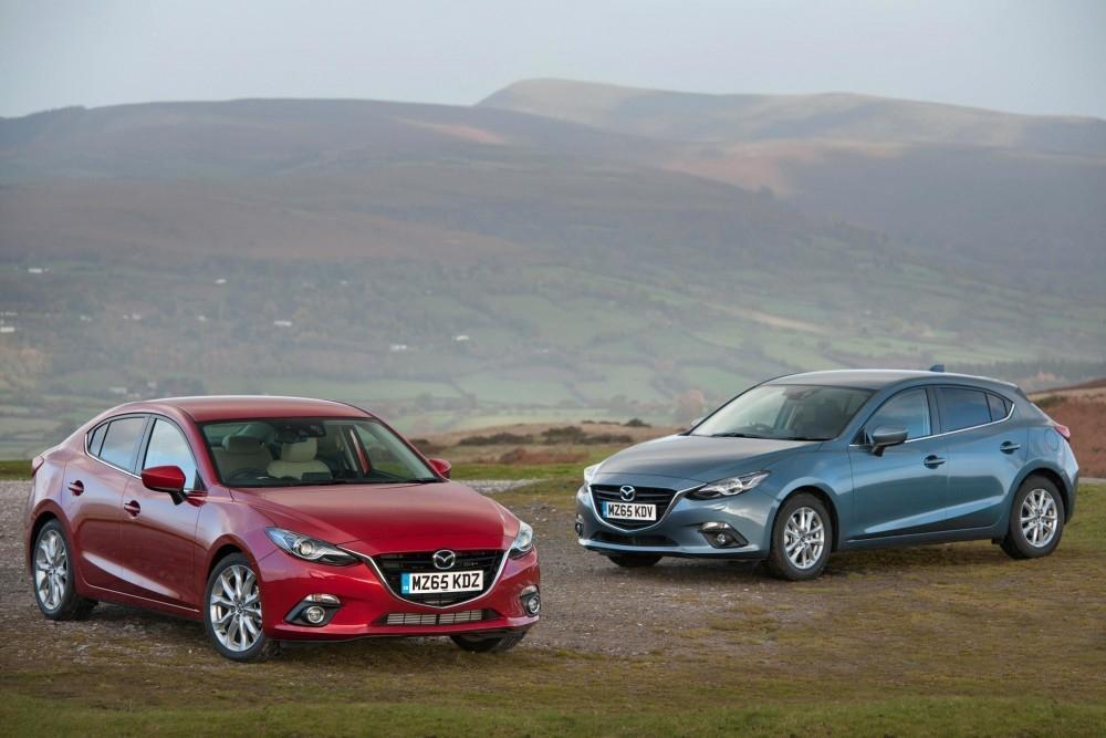 Cleaner Engine for Mazda3