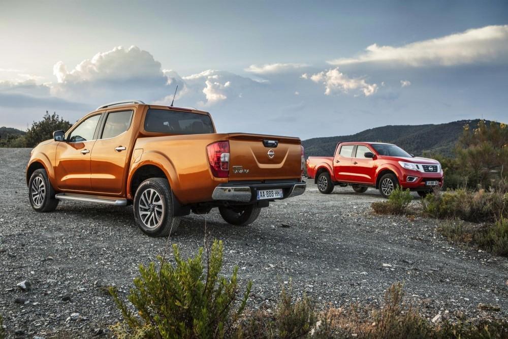 The Tough and Robust Nissan Navara