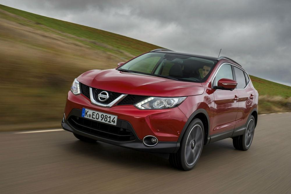 Nissan Qashqai Reaffirms its Position as Britain's Favourite Crossover