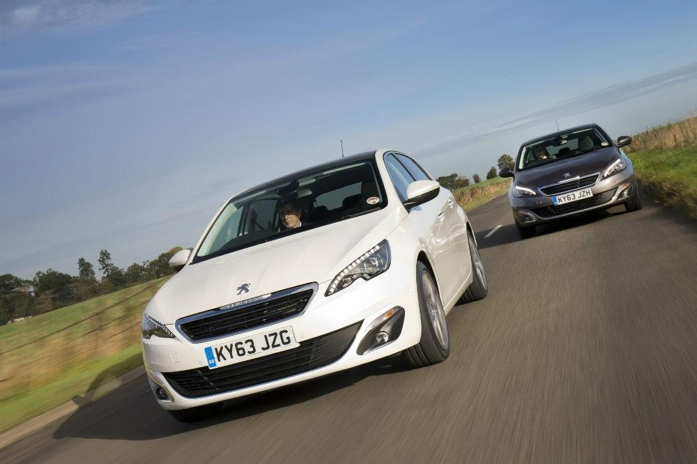 Peugeot 308 Named Best Company Car to Buy