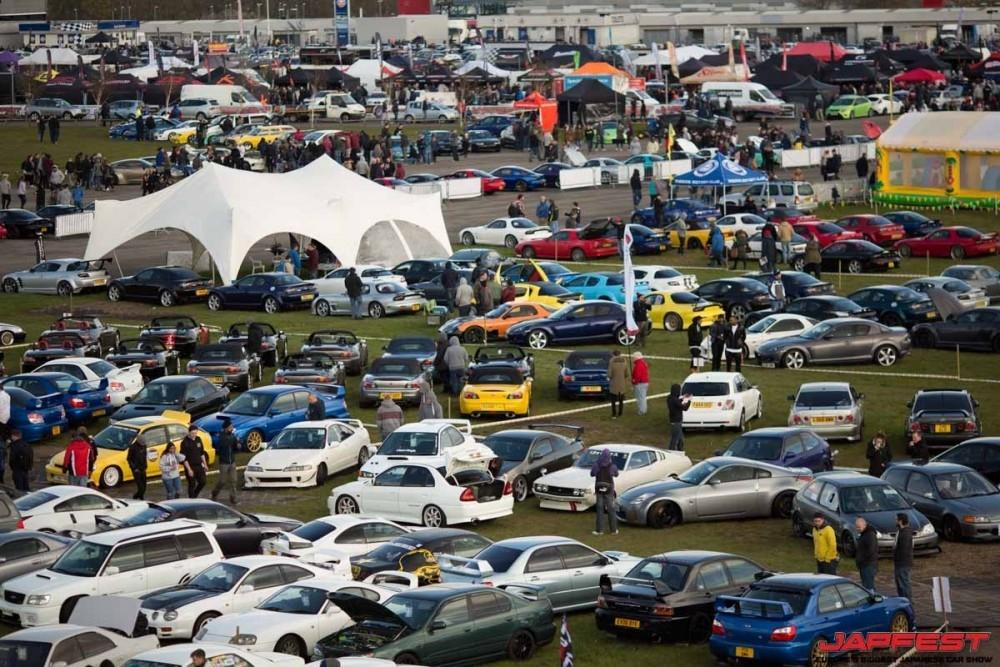 Japanese Car Show Wows Crowds