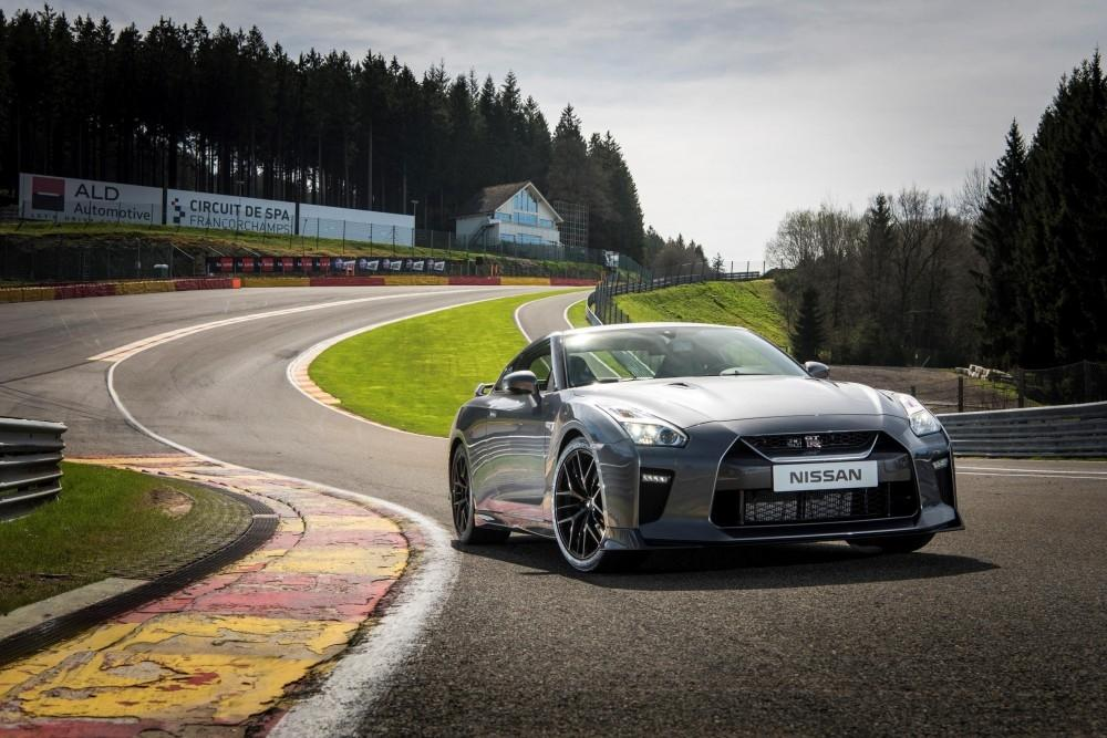2017 GT-R To Make Debut At Goodwood Festival Of Speed