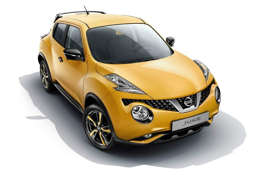 Prices for Updated Nissan Juke Announced