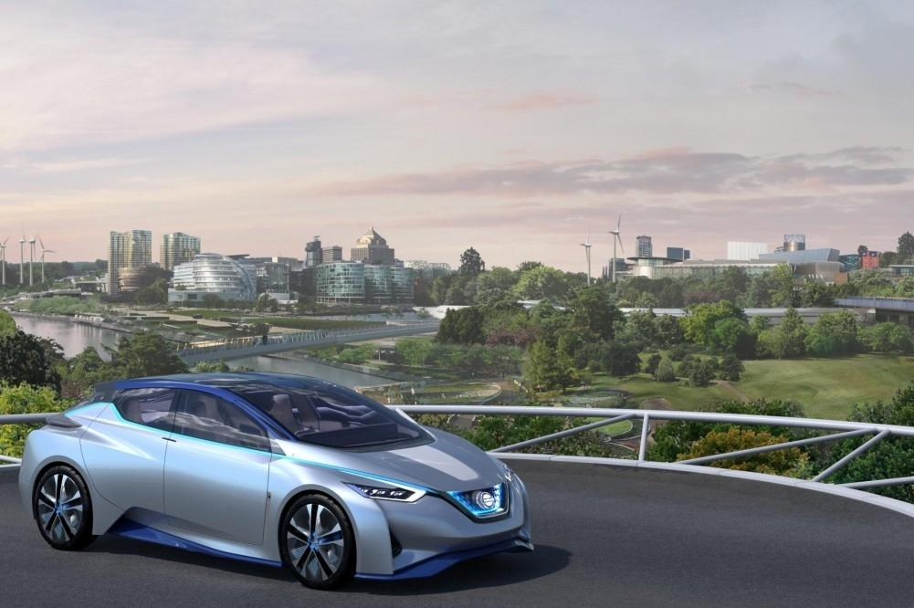 Nissan Reveals Exciting Glimpse into Future