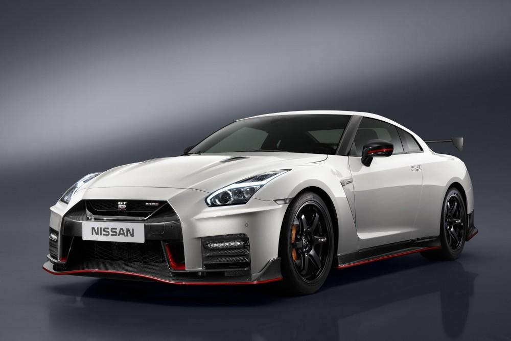 2017 Nissan GT-R NISMO Makes Nürburgring Debut