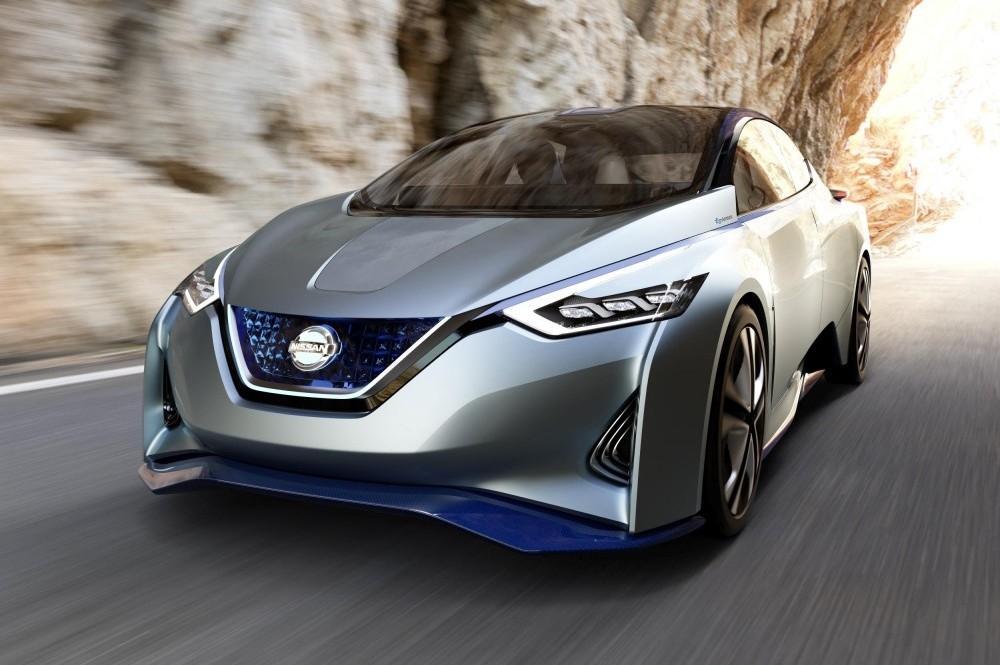 Renault-Nissan Auto Drive Tech Plans