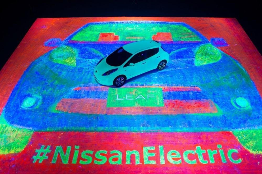 Nissan Cuts CO2