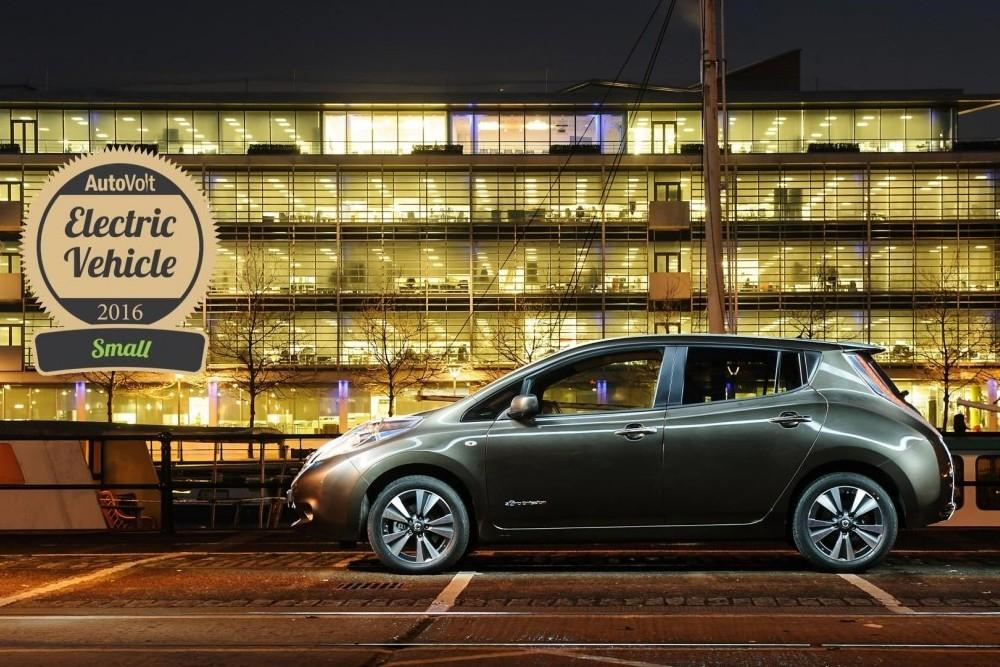Nissan's Electric Vehicles Crowned Best-In-Class