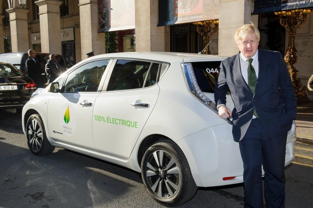 Government Encourages Uptake of Electric Vehicles